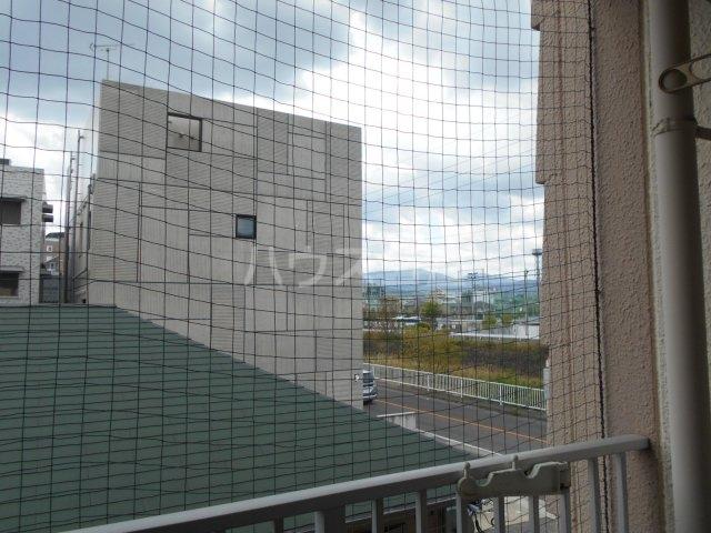 PES六本松西 203号室の景色