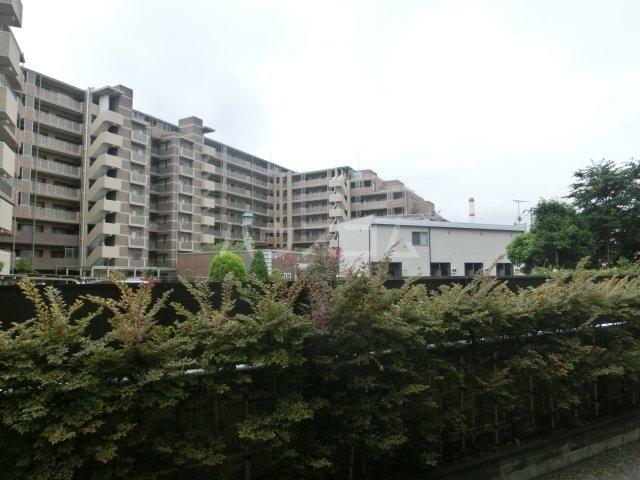 メゾン フォンテーヌ  106号室の景色