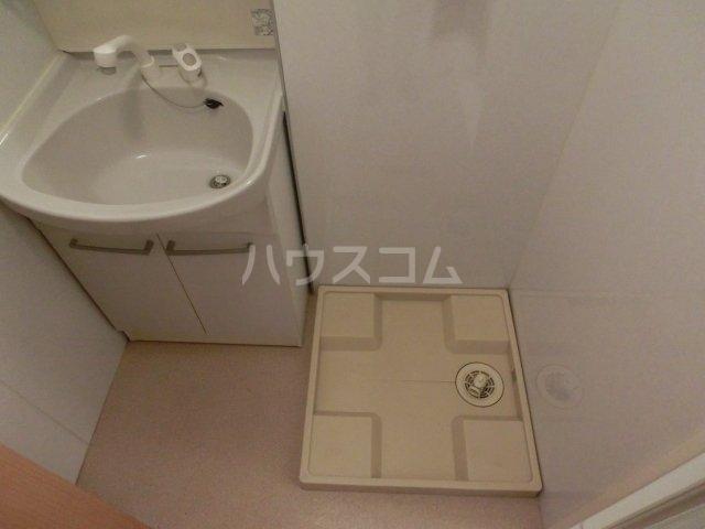 メゾン フォンテーヌ  106号室の洗面所