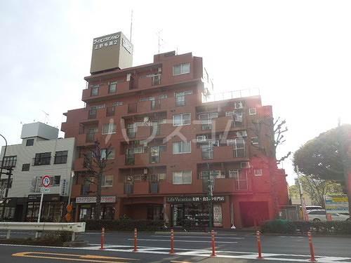 ライオンズマンション上野毛第2外観写真