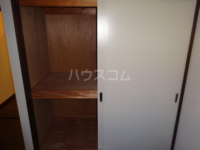 ネットワークジャパン2 201号室の収納