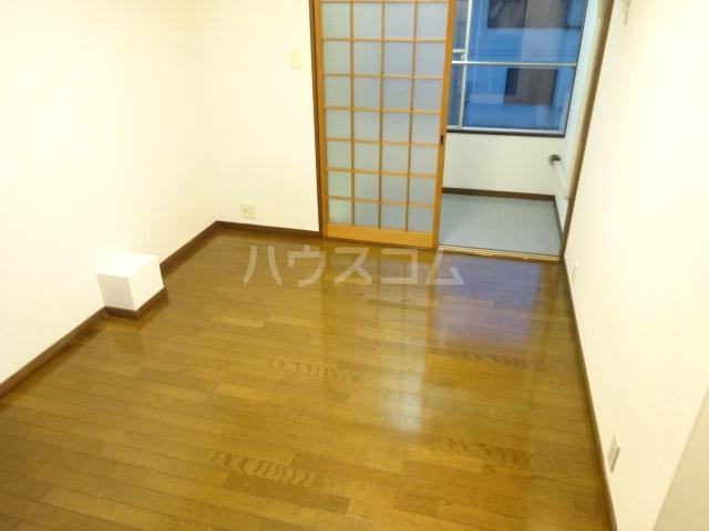 ネットワークジャパン2 201号室のベッドルーム