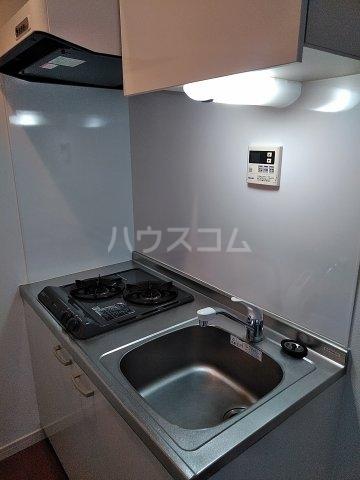 島津山ポイント 202号室のキッチン