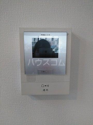 島津山ポイント 202号室のセキュリティ