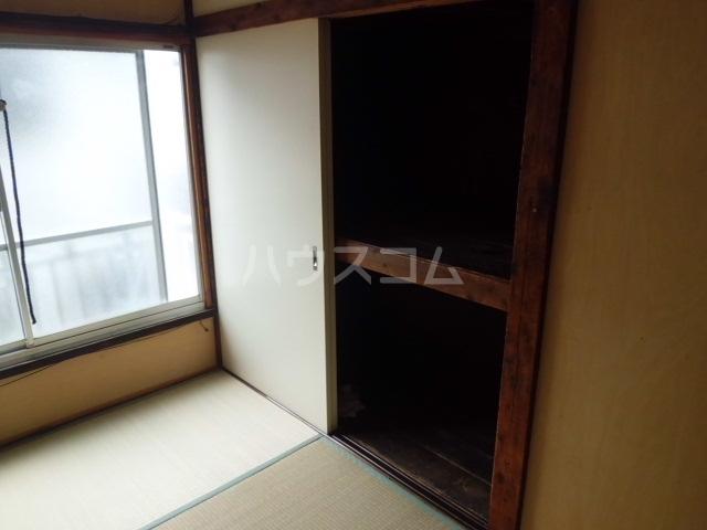 第一みどり荘 108号室の居室