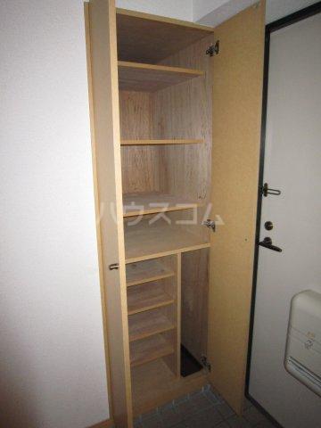 SOPHIA21 501号室の玄関