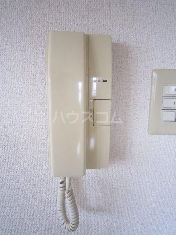 SOPHIA21 501号室のセキュリティ
