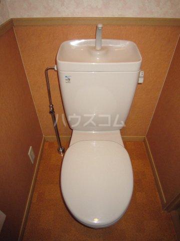 SOPHIA21 501号室のトイレ