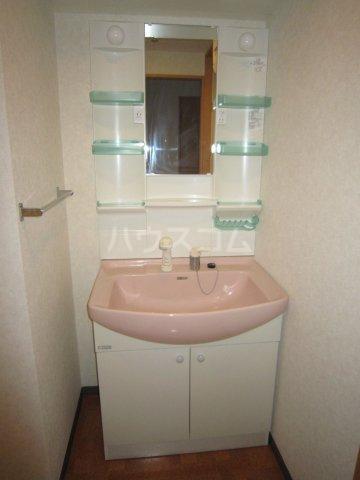 SOPHIA21 501号室の洗面所