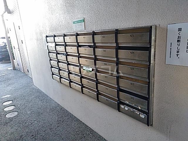 グランパ藤永田 402号室の設備