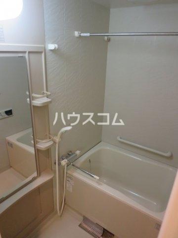 グランパ藤永田 402号室の風呂