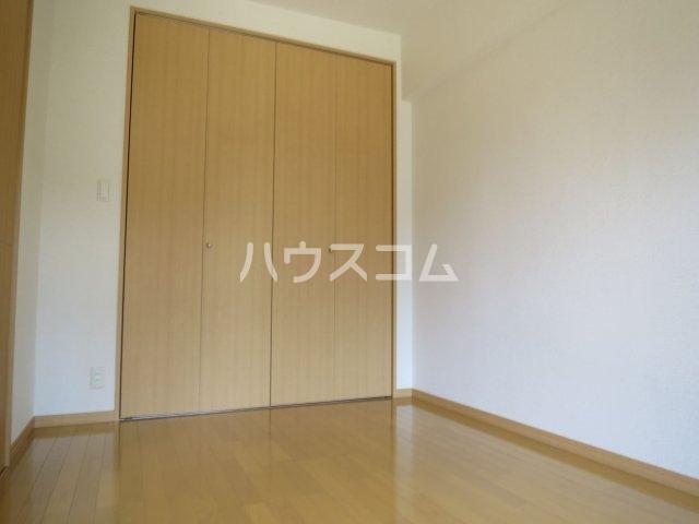 グランパ藤永田 402号室のベッドルーム