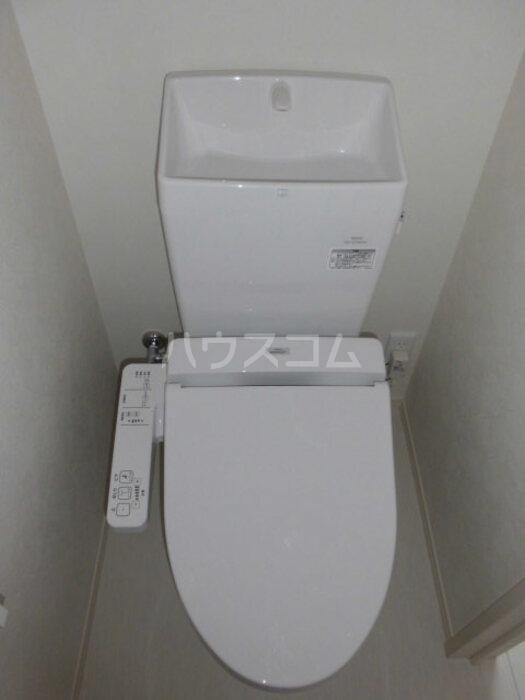グラン・ブルーエスターテ矢中 307号室のトイレ