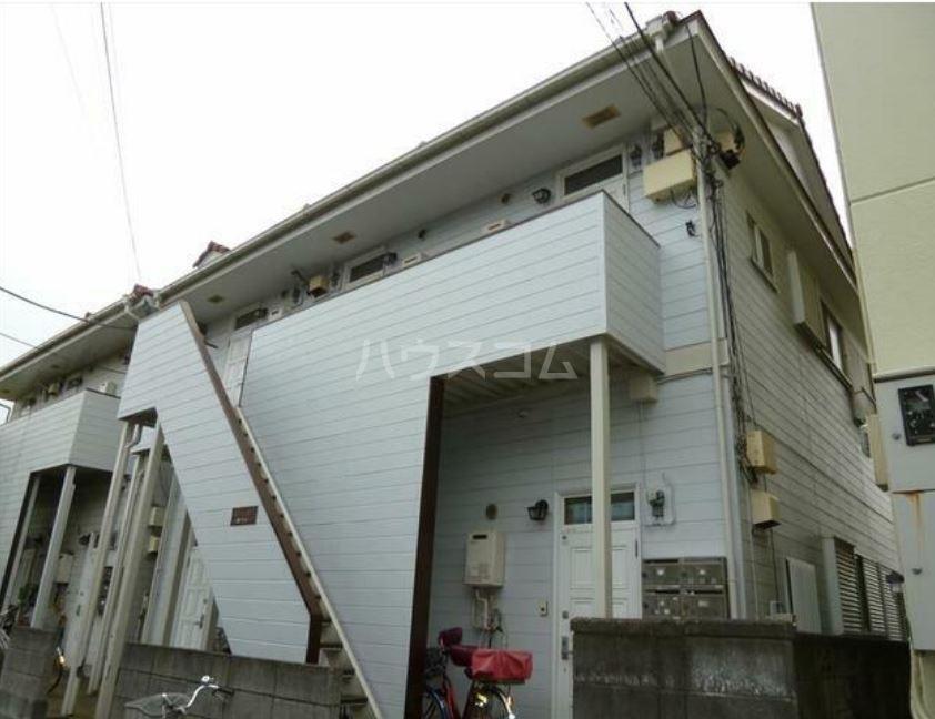 NKハイム鈴谷Ⅱの外観