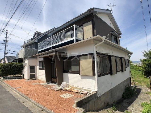 東田町西脇貸家の外観