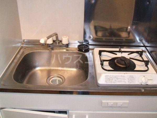 アピス 202号室のキッチン