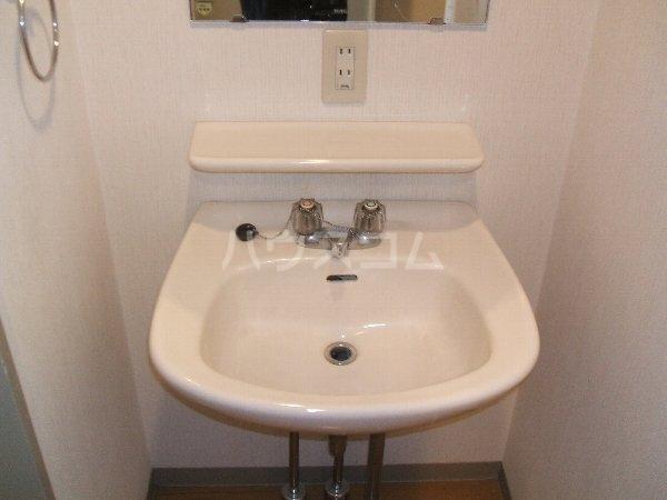 アピス 202号室の洗面所
