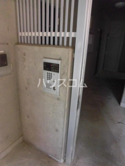 アピス 202号室のセキュリティ