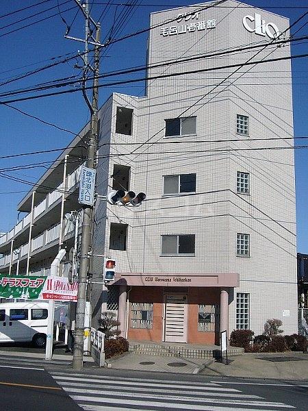 クリオ毛呂山壱番館の外観