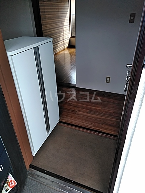 エクセル7 206号室の収納
