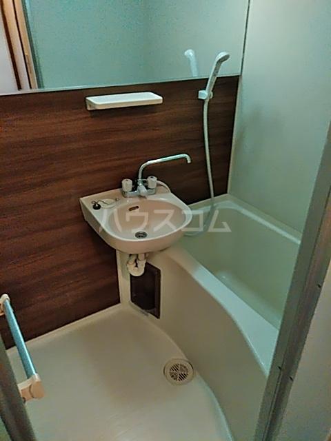 エクセル7 206号室の風呂