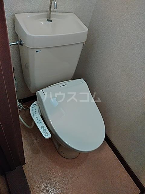 エクセル7 206号室のトイレ
