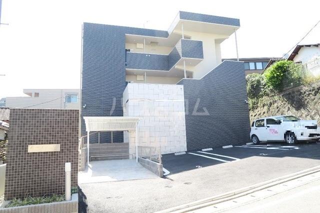 仮)平尾3丁目新築賃貸マンション外観写真