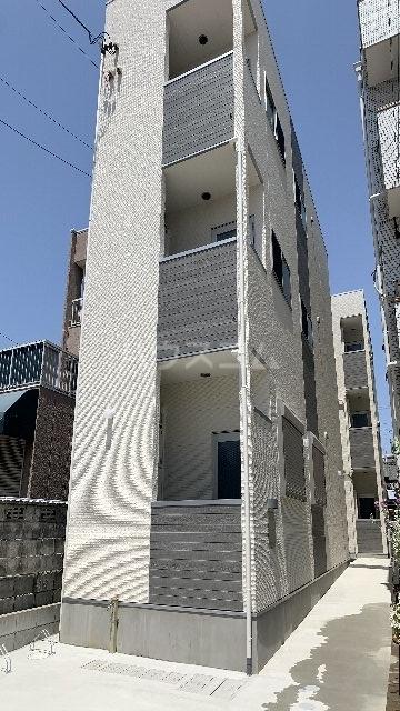 (仮称)中村区岩塚町三丁目新築アパート外観写真