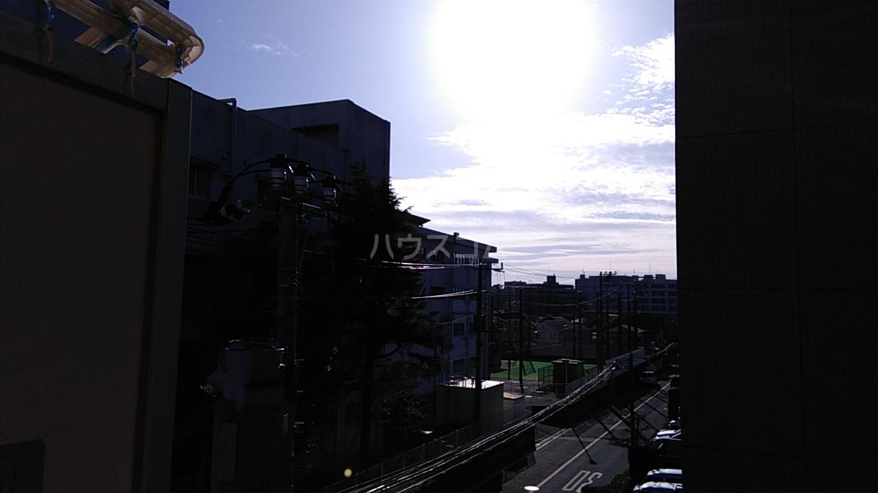 グリーンハウス湘南 302号室の景色