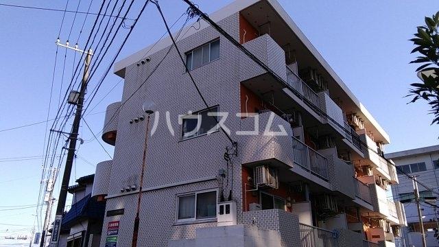 グリーンハウス湘南 302号室の外観