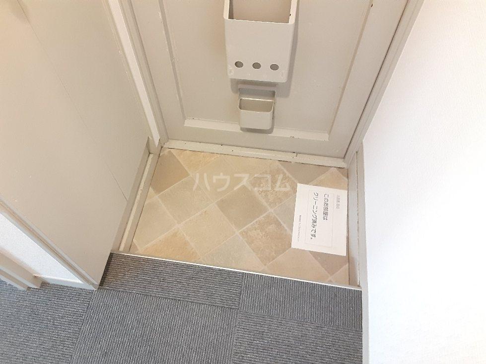 元住吉コート 202302号室の玄関