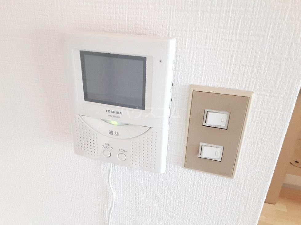 元住吉コート 202302号室のセキュリティ