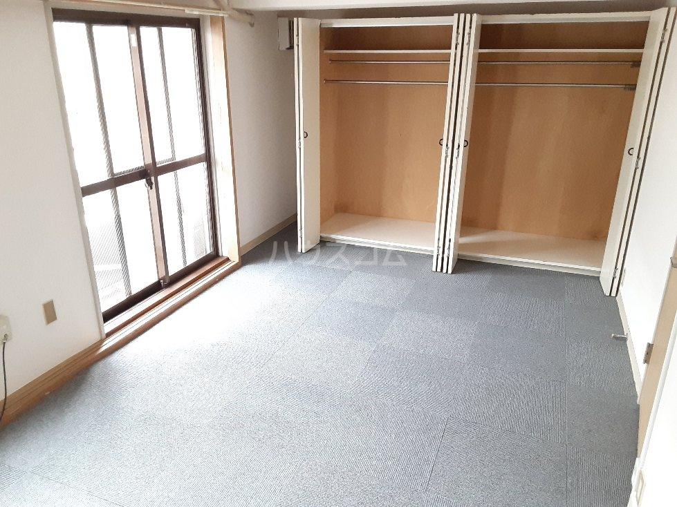 元住吉コート 202302号室のリビング