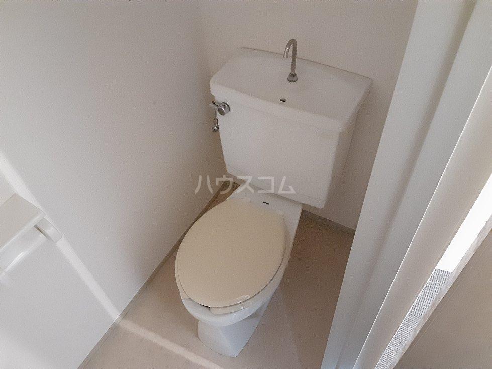 元住吉コート 202302号室のトイレ
