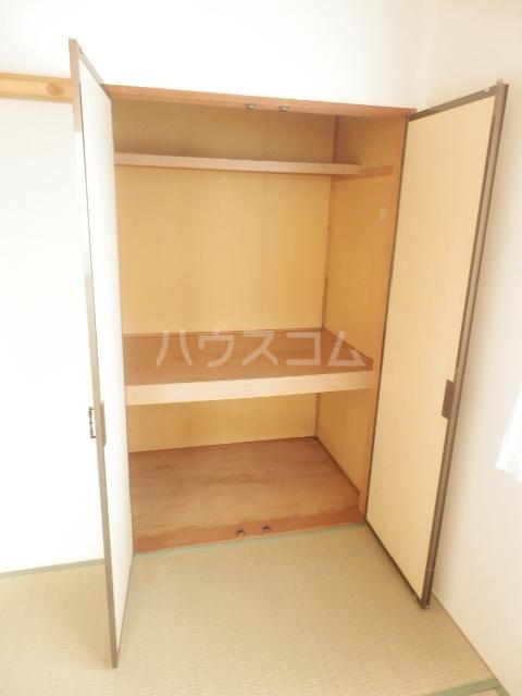 アビタシオンリーヴA 101号室の収納
