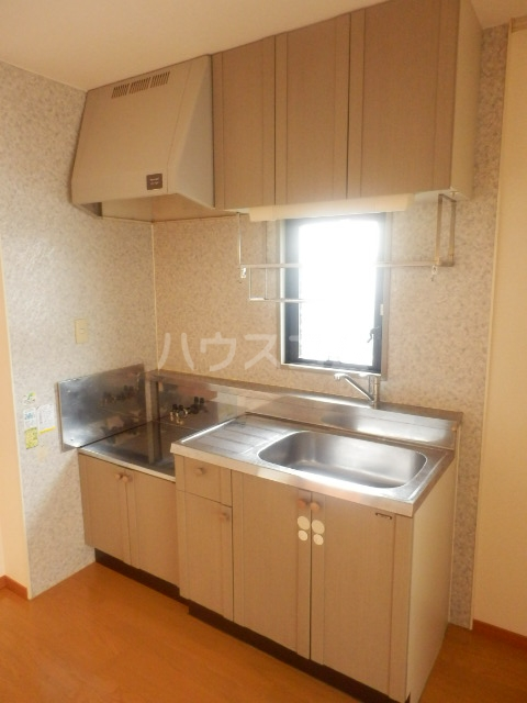 アビタシオンリーヴA 101号室のキッチン