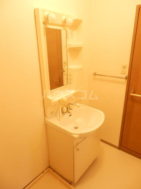 アビタシオンリーヴA 101号室の洗面所