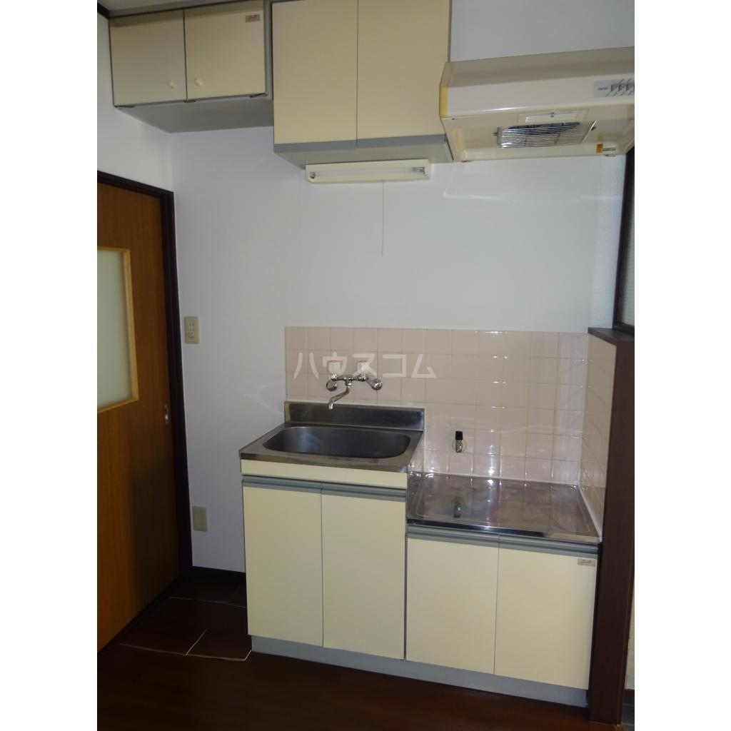 エンゼルハイツ 103号室のキッチン