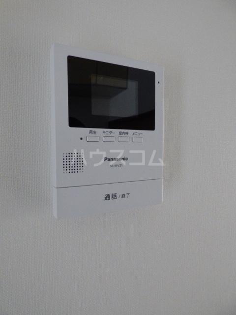 エンゼルハイツ 103号室のセキュリティ