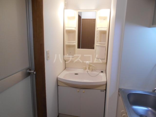 リバティーベル 102号室の洗面所