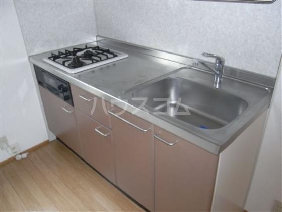アヴァンセⅠ 102号室のキッチン