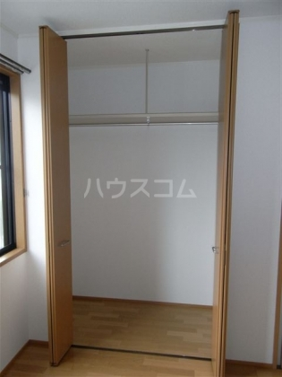 アヴァンセⅠ 102号室の収納