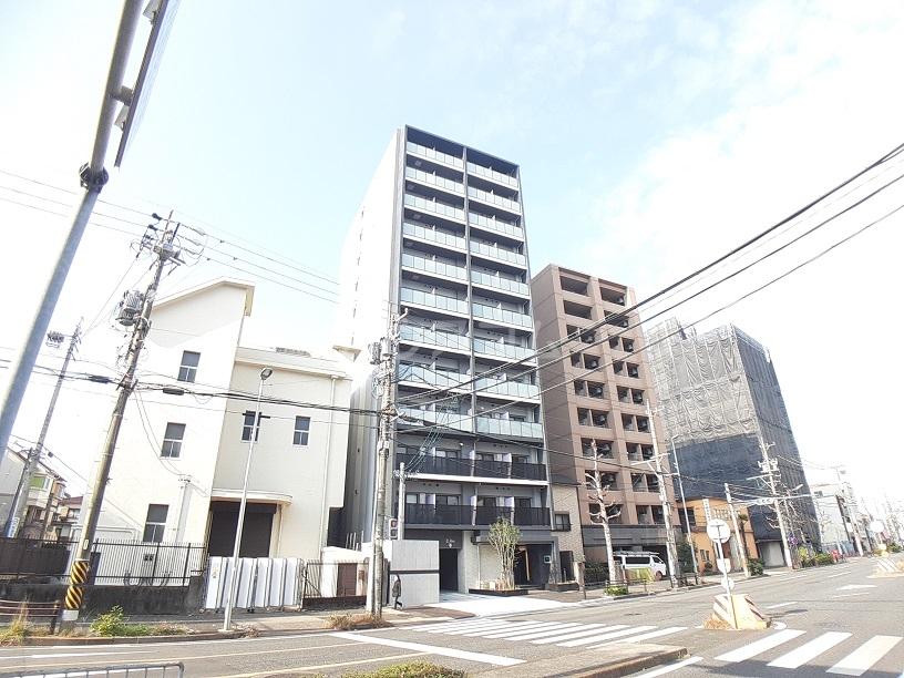 S-RESIDENCE熱田の外観