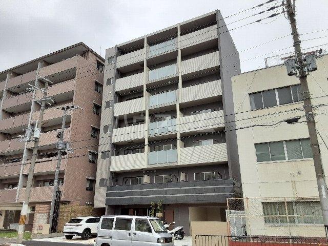 ベラジオ京都西院ウエストシティⅢ外観写真
