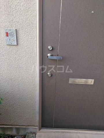 パレス町田 115号室の玄関