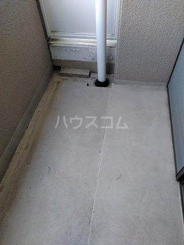 パレス町田 115号室のバルコニー