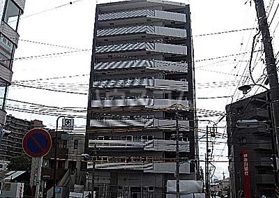パークアクシス横浜井土ヶ谷の外観