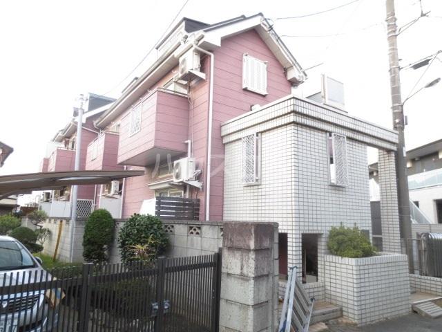 ジュネパレス新検見川第8外観写真