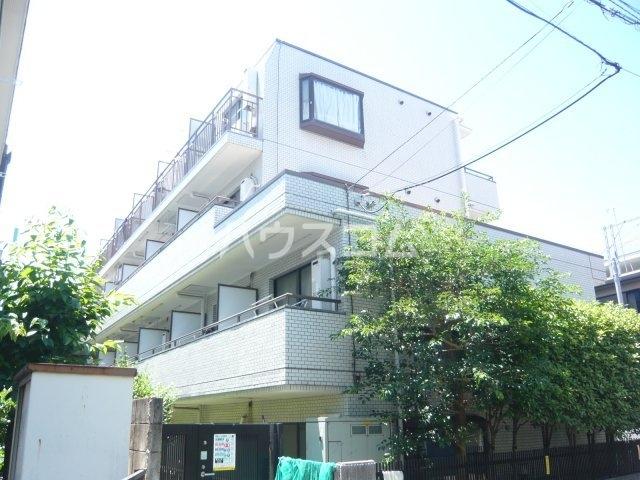 メープルコート駒沢外観写真