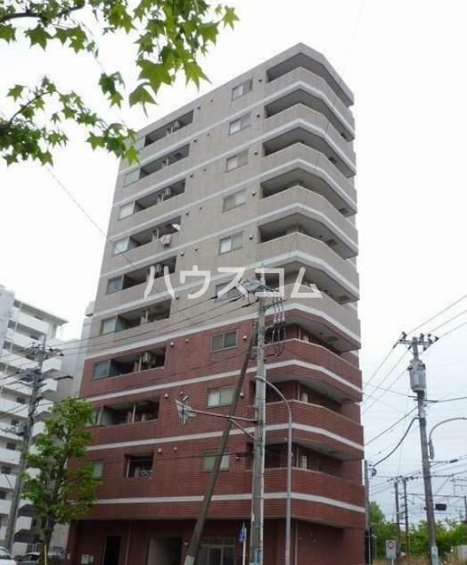 アルカンシェル新横浜の外観
